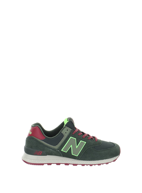 new balance uomo verde scuro